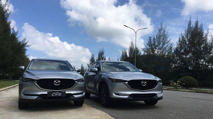 Chính thức công bố mazda CX-5 sản xuất tại Việt Nam tương đương Nhật Bản