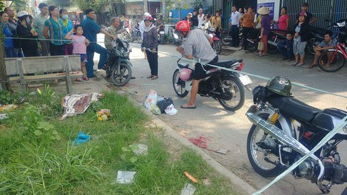 Điều tra hình sự vụ thi thể trẻ sơ sinh bị nhét giấy vào miệng vứt bên đường