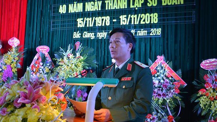Báo QĐND: Sư đoàn 306 kỷ niệm 40 năm Ngày thành lập