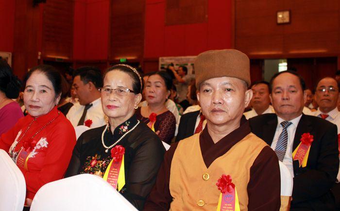 """Các đại biểu tham dự """"Hội nghị biểu dương các điển hình tiêu biểu trong công tác bảo vệ quyền trẻ em"""""""