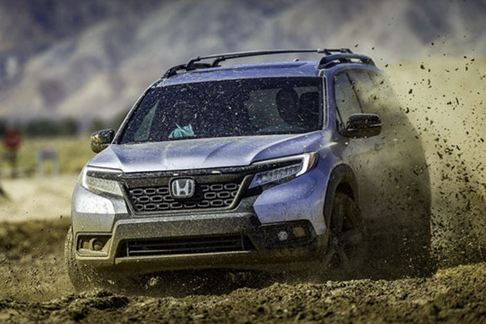 Honda hồi sinh Passport, cạnh tranh Hyundai SantaFe