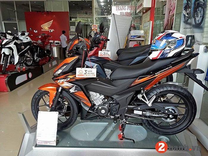 Bảng giá xe máy Honda 2018 mới nhất hôm nay tháng 12/2018