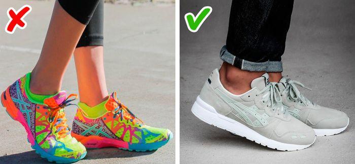 9 lỗi chọn giày khiến bạn bị chê 'quê một cục'