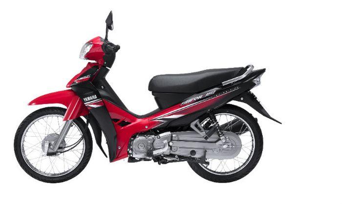 Yamaha Sirius, Jupiter màu mới, quyết đấu Honda Wave và Future
