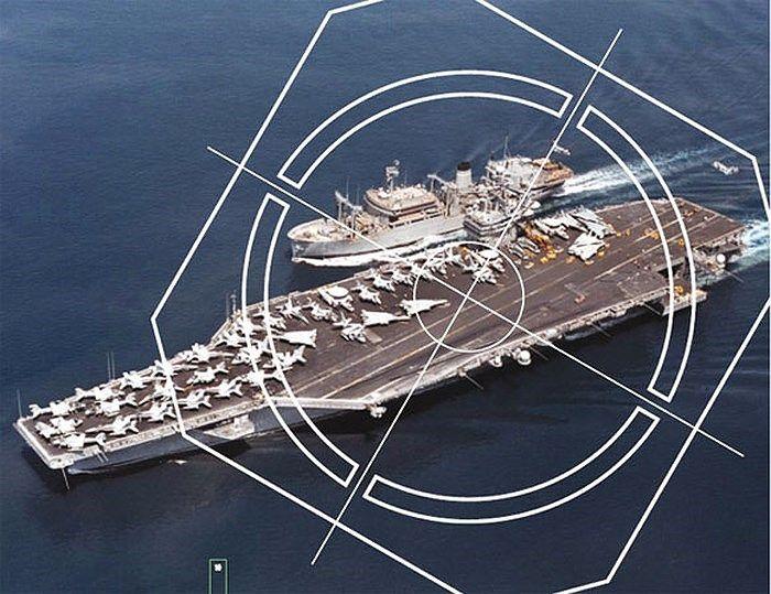 """Kết quả hình ảnh cho Đòn đáp trả """"khủng khiếp"""" của Mỹ nếu TQ đánh chìm 2 tàu sân bay chở vạn người"""