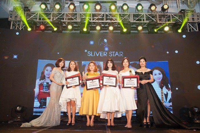 Silver Star Nguyễn Thị Kim Phượng – Dương Thị Nguyệt – Nguyễn Yến – Nguyễn Thu Thủy.