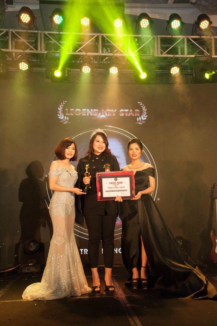 Legendary Star Trần Hồng Thơm