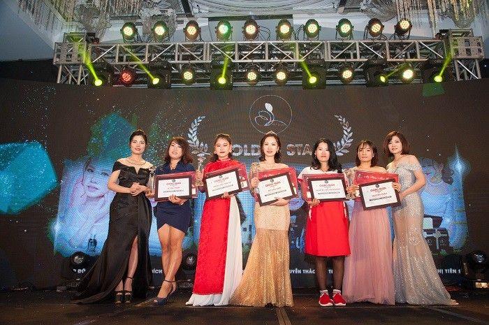 Golden Star Lê Thị Thơm – Phạm Thị Tiên Sa – Đỗ Lan Anh – Nguyễn Thị An Khánh – Nguyễn Thị Thảo.