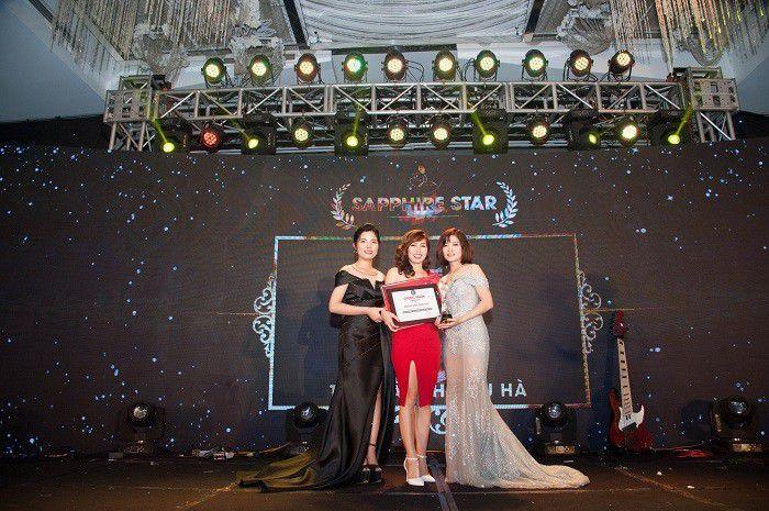 Shaphire Star Trần Thị Thu Hà