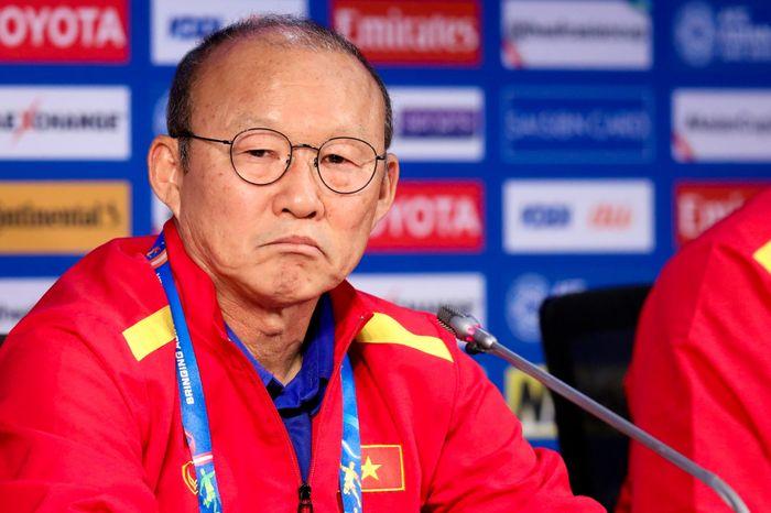 Thầy Park gặp khó giữa ĐT Việt Nam và U23 Việt Nam đầu năm 2019