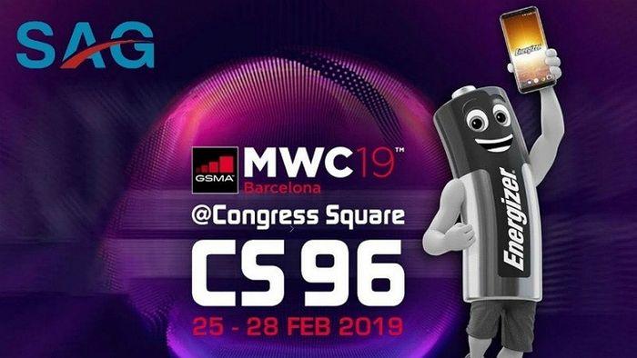 Energizer sẽ giới thiệu nhiều mẫu điện thoại tại MWC 2019