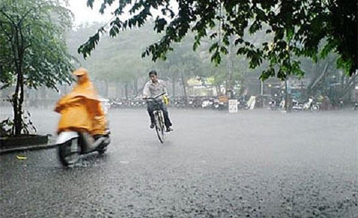 Dự báo ngày 19/2, miền Bắc tiếp tục có mưa. Ảnh minh họa