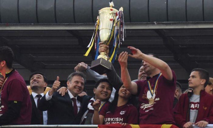 Đội bóng của tỉ phú Việt chính thức dự Champions League mùa tới