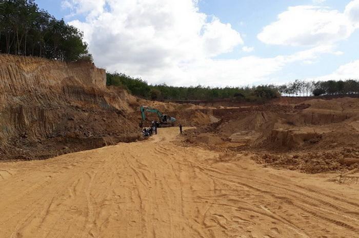 Báo TNMT: Bộ TN&MT đề nghị UBND tỉnh Kon Tum phối hợp quản lý khoáng sản