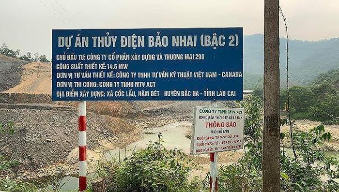 Báo Pháp Luật VN: Lào Cai: Ai 'tiếp tay' cho doanh nghiệp ngang nhiên triển khai dự án khi chưa đủ thủ tục pháp lý?