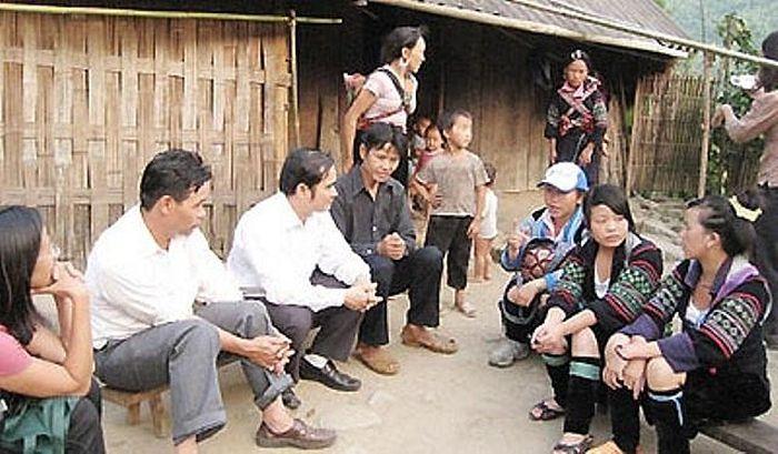 Báo PL&XH: Thí điểm tại cộng đồng mô hình hỗ trợ nạn nhân bị mua bán