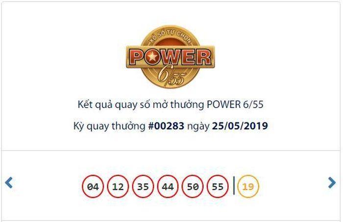 Báo VietQ: Xổ số Vietlott: Tìm ra địa chỉ phát hành tờ vé số trúng Jackpot Power 6/55 hơn 4,5 tỷ đồng