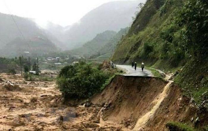 Báo VietnamPlus: Các tỉnh miền núi phía Bắc chủ động ứng phó mưa lũ bất thường
