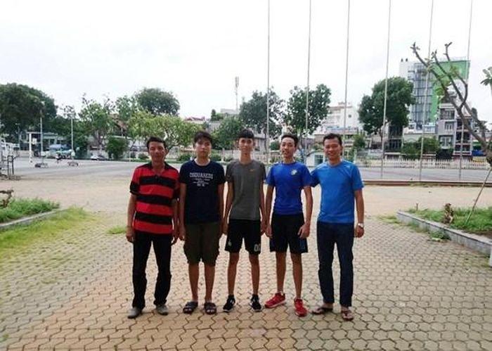 Báo SGGP: Bóng chuyền TPHCM tuyển được 'sếu vườn'