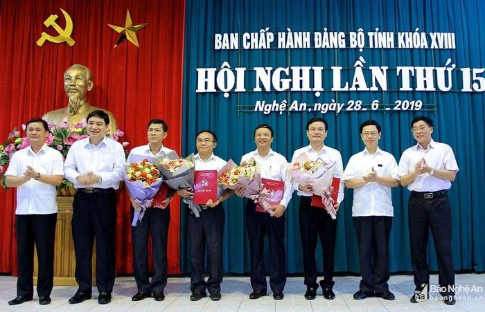 Báo VietnamNet: Ban Bí thư chỉ định nhân sự 2 tỉnh
