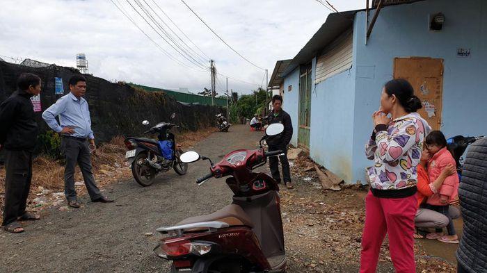 Báo VTC: Chồng đâm chết vợ rồi chở con gái xuống gửi cho bà ngoại