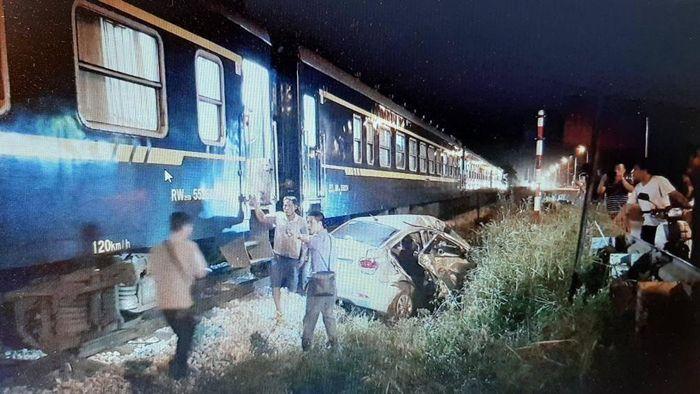 Báo ATGT: Bắc Giang: 5 người tử vong vì tai nạn đường sắt