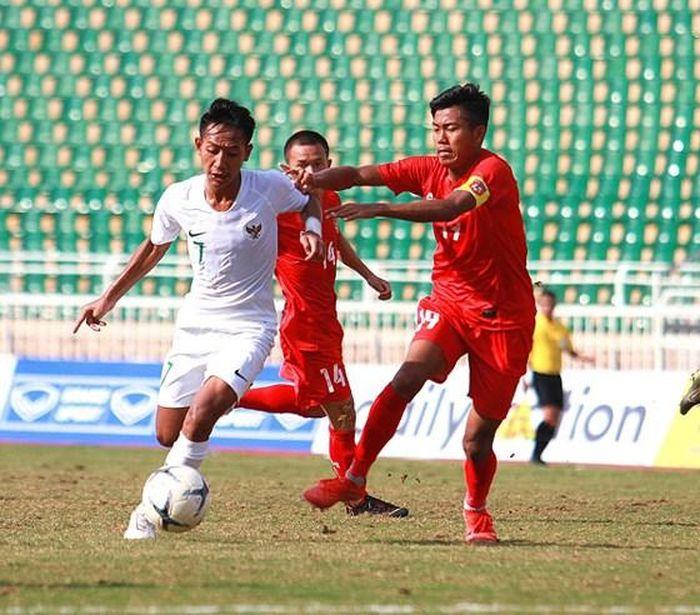 Indonesia U18 Vs Laos: U18 Indonesia Giành Ngôi đầu Bảng A