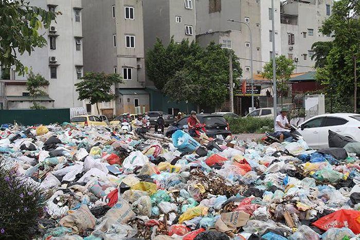 Vị trí của rác