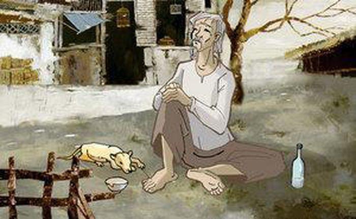 'Cậu Vàng' - biểu tượng về sự cùng khổ giữa nạn đói thảm khốc 1945