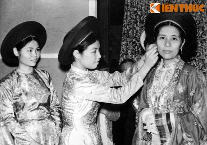 Ảnh độc về một đám cưới của người giàu ở Huế năm 1969