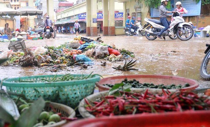 Người dân cần làm gì để bảo đảm an toàn thực phẩm mùa mưa lũ 2019?