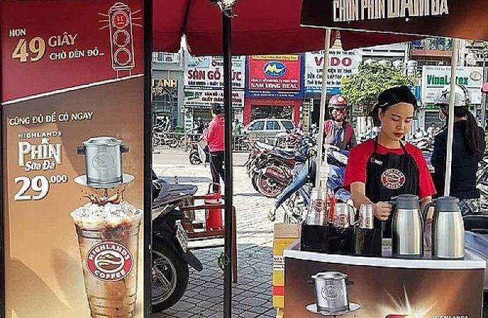 Các doanh nghiệp cà phê Việt đua nhau 'xuống đường'