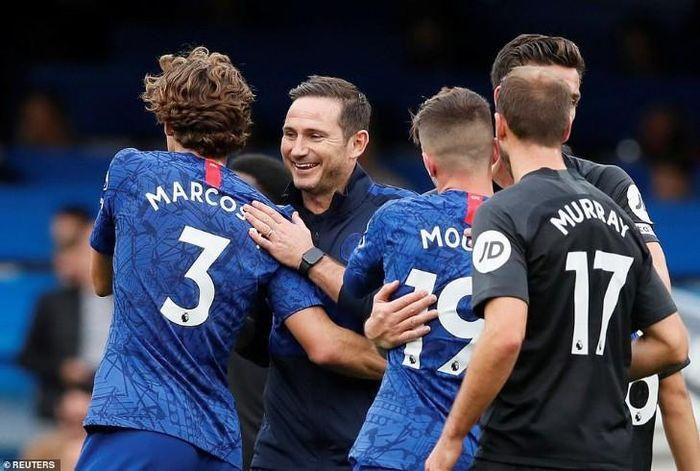 Southampton Chelsea Frank Lampard đứng Trước Cơ Hội Vang để Trở Lại Top 3 Premier League Guu Vn