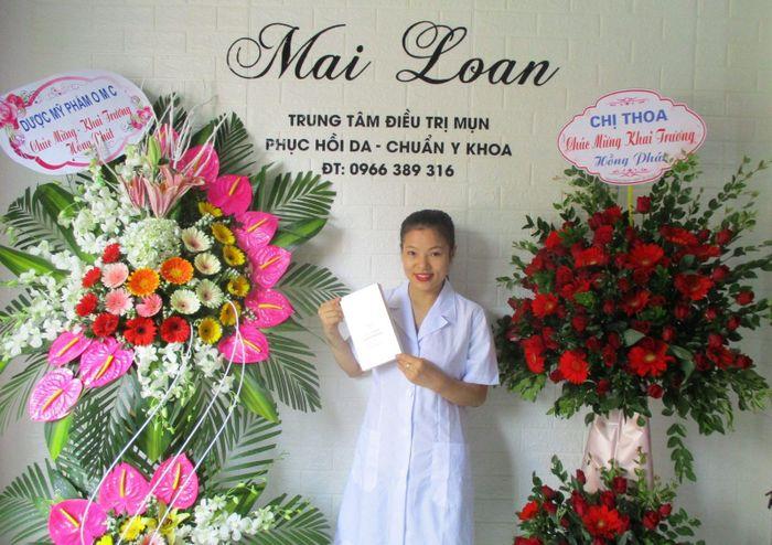 Mai Loan Spa trung tâm điều trị mụn chuẩn Y khoa