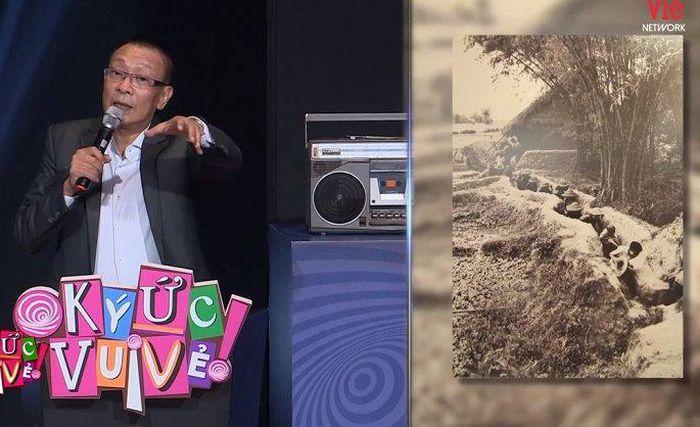 MC Lai Van Sam rung minh ke lai nhung lan can ke cai chet