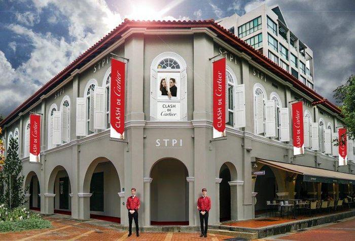 Châu Bùi, Decao 'đụng độ' nam thần Ji Chang Wook tại sự kiện của Cartier ở Singapore