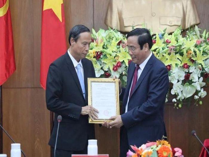 Chuẩn y ông Nguyễn Văn Thọ giữ chức Phó Bí thư Tỉnh ủy Bà Rịa - Vũng Tàu