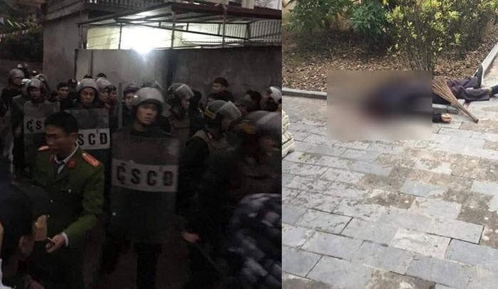 Kết quả hình ảnh cho Nghi án kẻ ngáo đá chặt đầu cụ ông hàng xóm ở Hưng Yên
