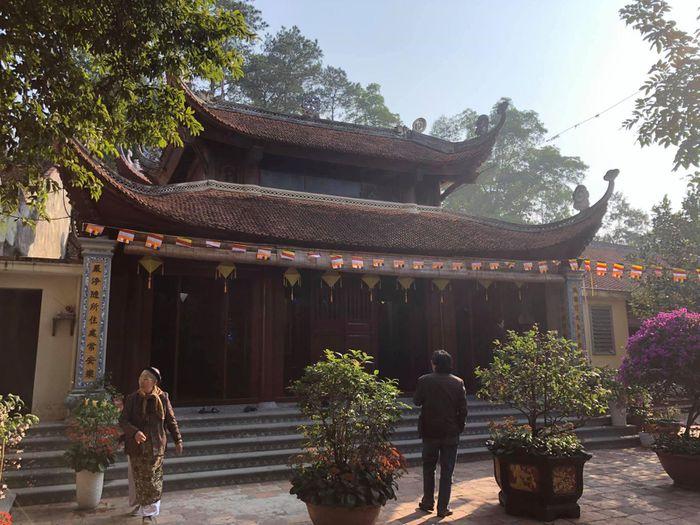 Chùa Tiêu Sơn - Dấu ấn văn hóa đặc sắc