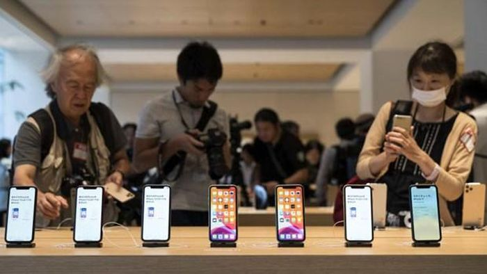 Lo ngại nạn đầu cơ, Apple giới hạn số lượng iPhone mua trực tuyến