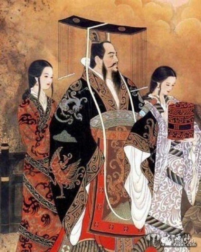 Nhiều bí mật ly kỳ về chuyện phòng the của Tần Thủy Hoàng
