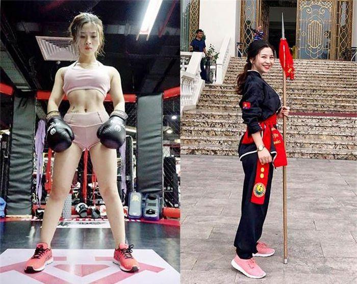 Hot girl Việt múa côn như Lý Tiểu Long: Body quyến rũ 'vạn người mê'