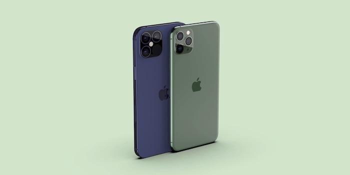 Rò rỉ loạt màu sắc ấn tượng của iPhone 12, vẫn trẻ trung và không kém phần sang chảnh