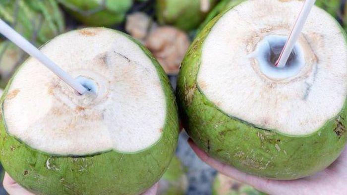 Dừa là một loại quả giàu khoáng chất và chất điện giải.