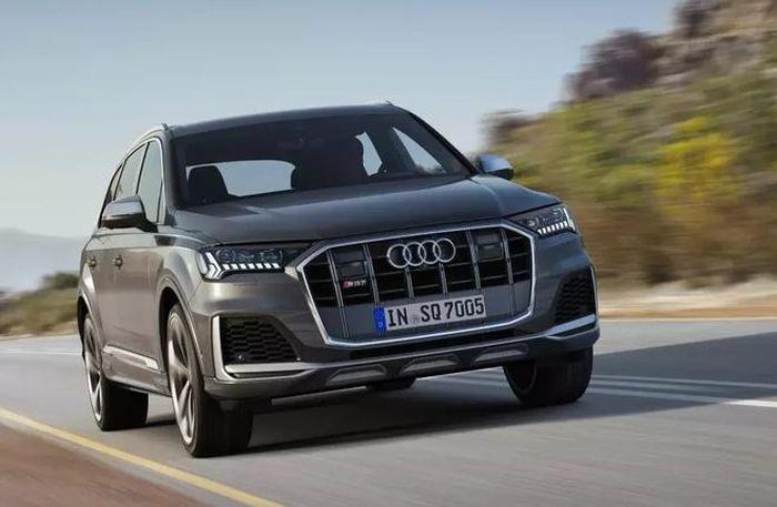 đanh Gia Audi Sq7 2020 Suv Thể Thao Mới Toan Diện Zing Tri Thức Trực Tuyến