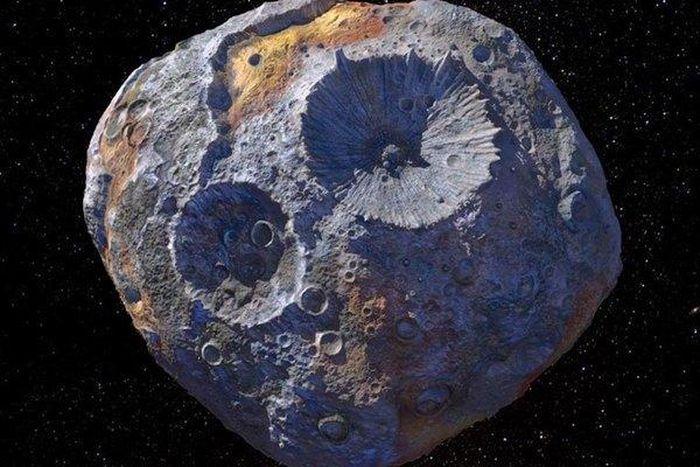 NASA khám phá 'kho vàng vũ trụ' có thể biến mọi người trên Trái Đất thành tỷ phú