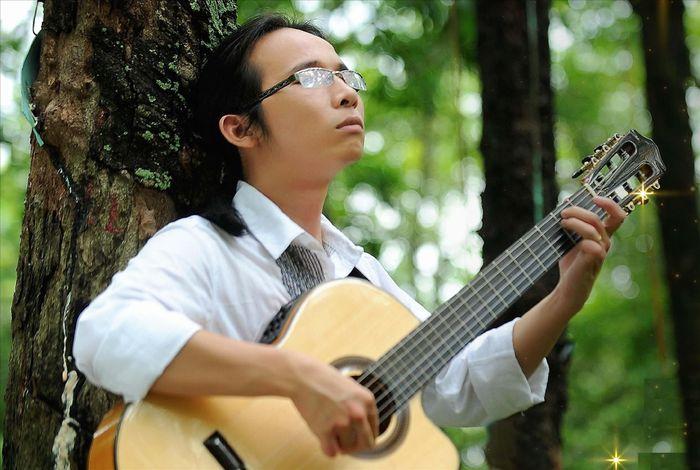 Nhạc sỹ khiếm thị lan tỏa văn hóa đọc