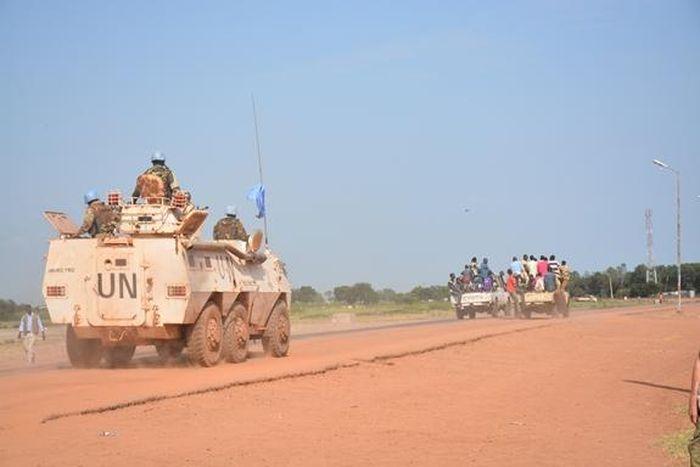 Kỳ 2: Một buổi tuần tra cùng quan sát viên quân sự
