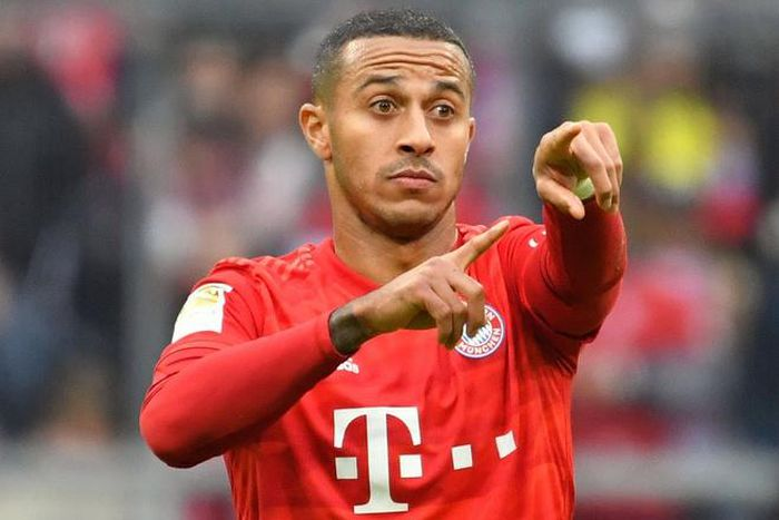 Thiago có thể gia nhập Liverpool với giá 35 triệu euro - Zing ...