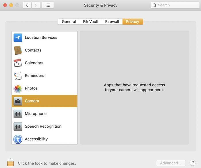 Apple cảnh báo người dùng MacBook không dùng miếng dán che webcam